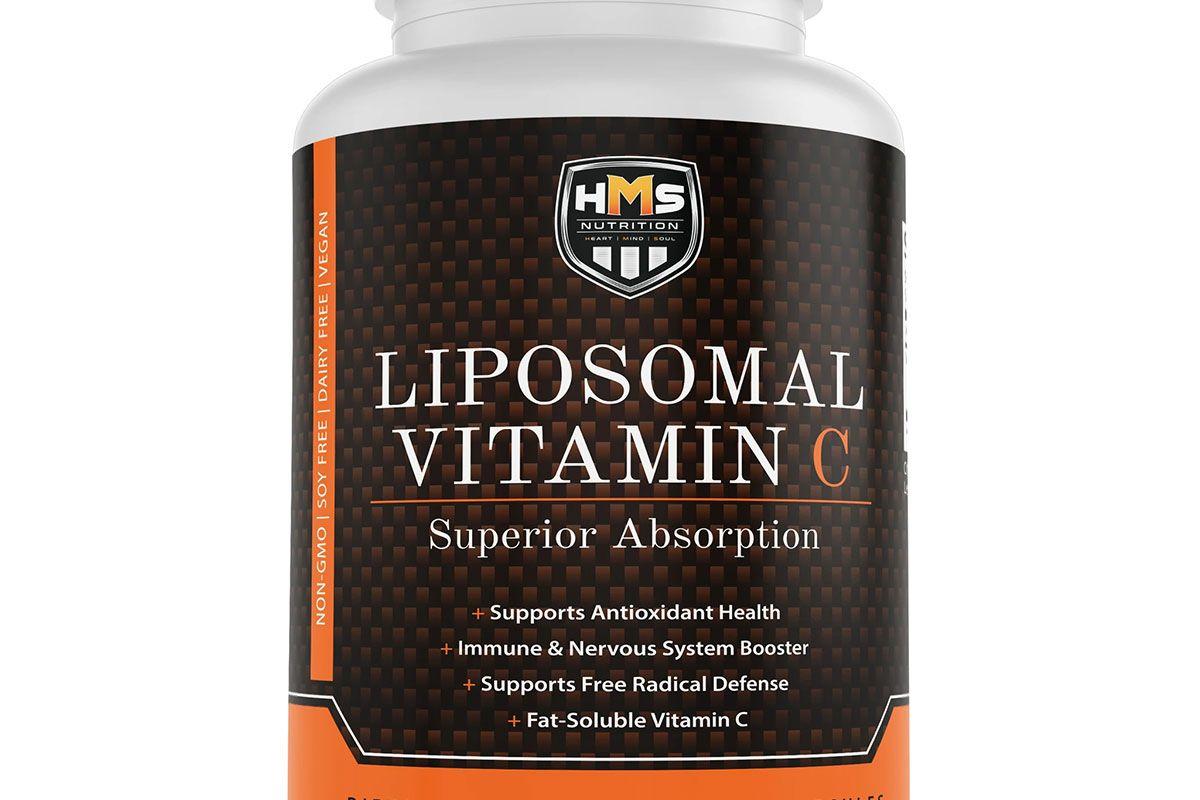 hms nutrition liposomal vitamin c