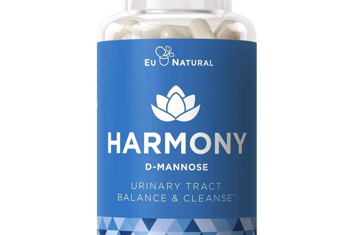 eu natural harmony urinary tract and bladder cleanse