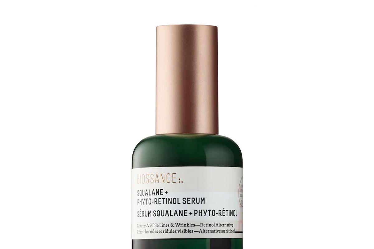 biossance squalane plus phyto retinol serum