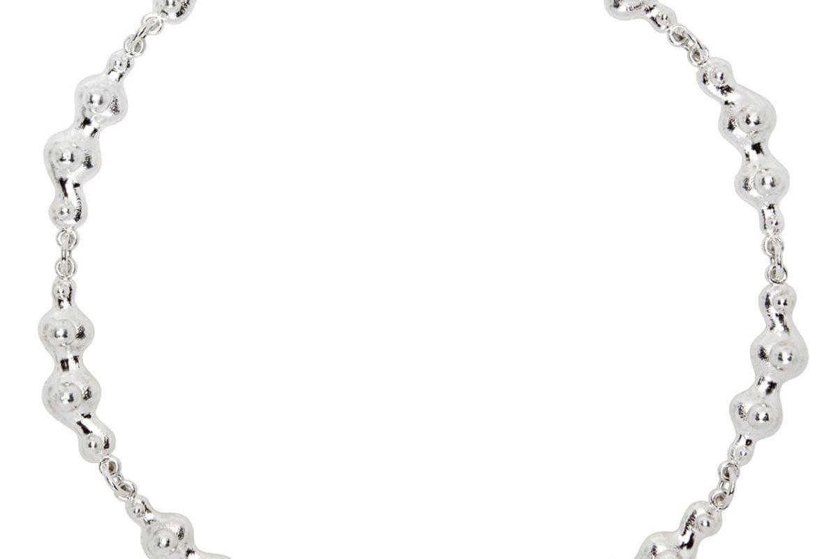 hannah jewett lava choker necklace