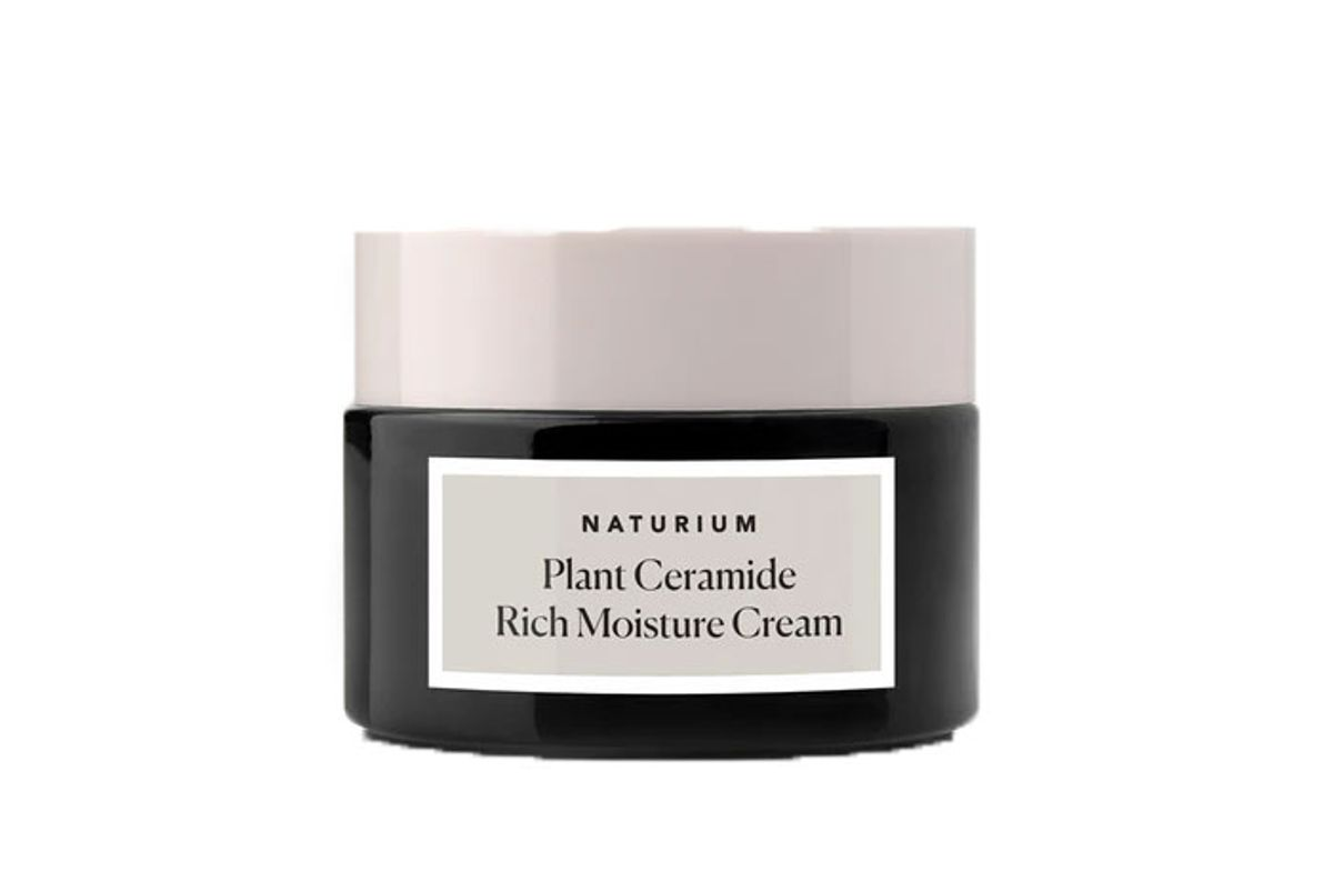 naturium plant ceramide rich moisture cream