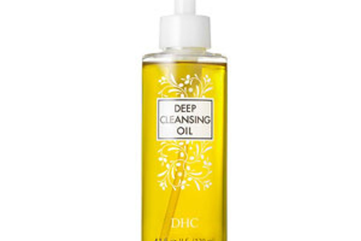 dhc deep cleansing oil medium