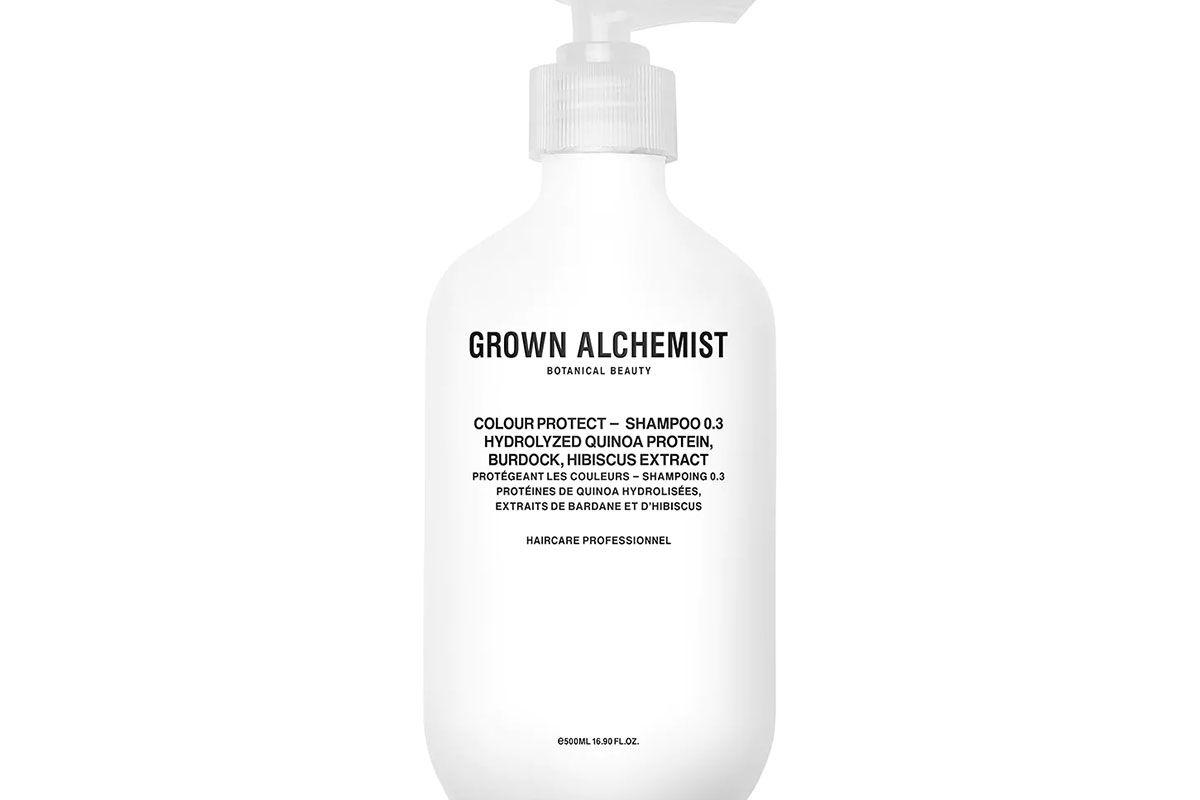 grown alchemist colour protect shampoo 0 3