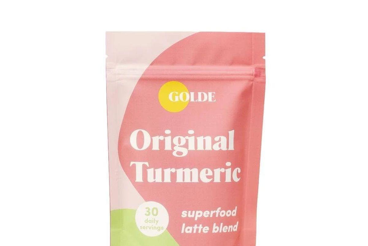 golde original tumeric latte blend