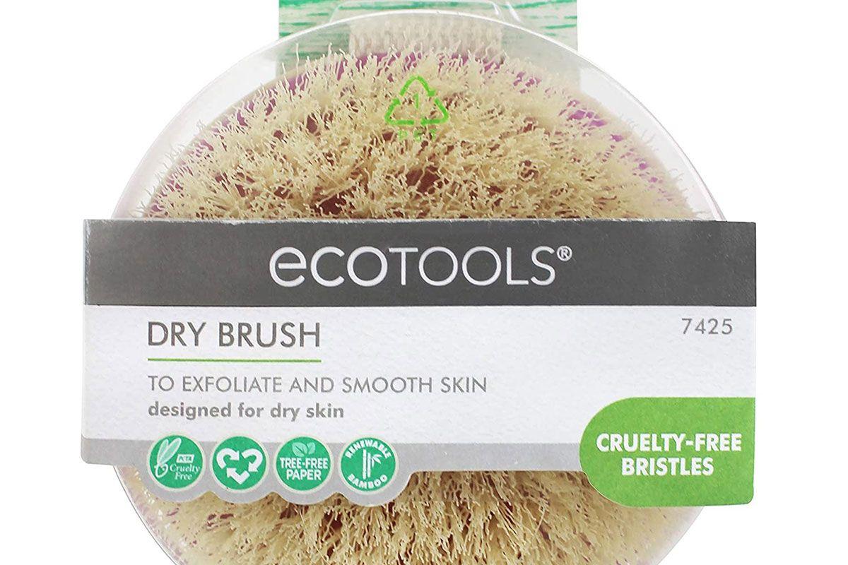 eco tools gentle pore cleansing brush