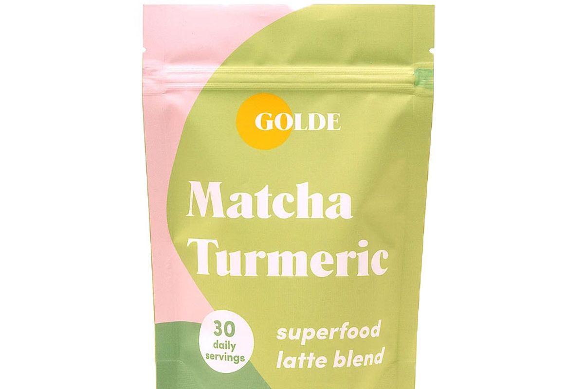 golde matcha turmeric latte blend