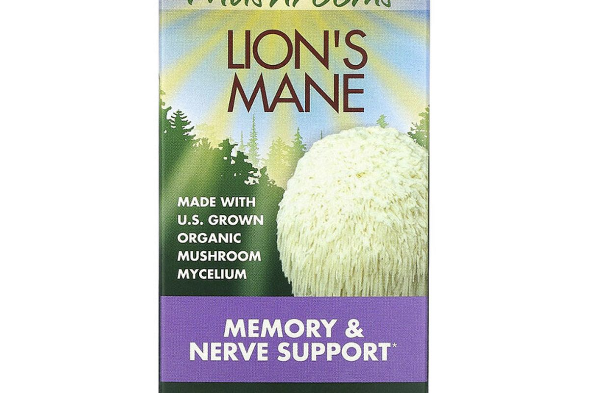 fungi perfecti host defense lions mane memory and nerve support