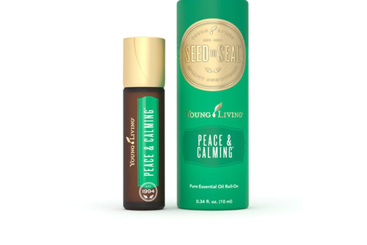 young living peace and calming roll on