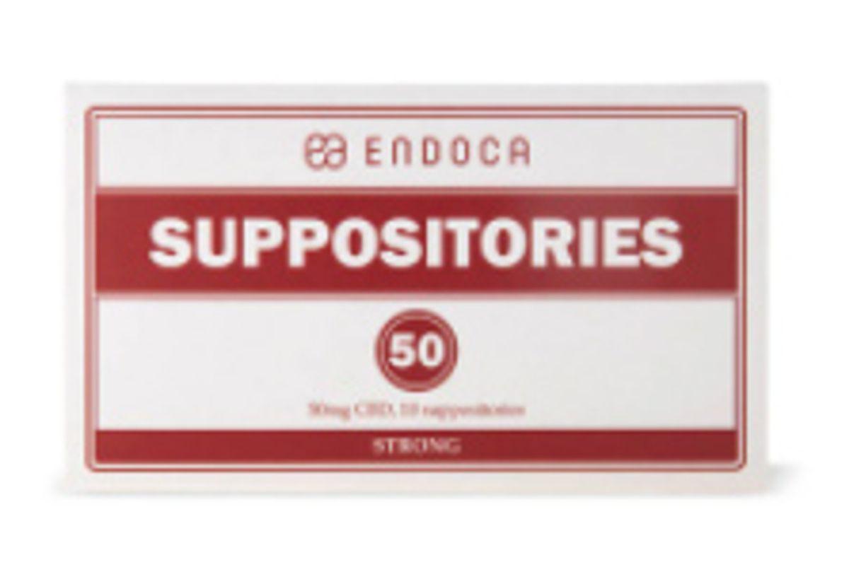 endoca cbd suppositories 500mg