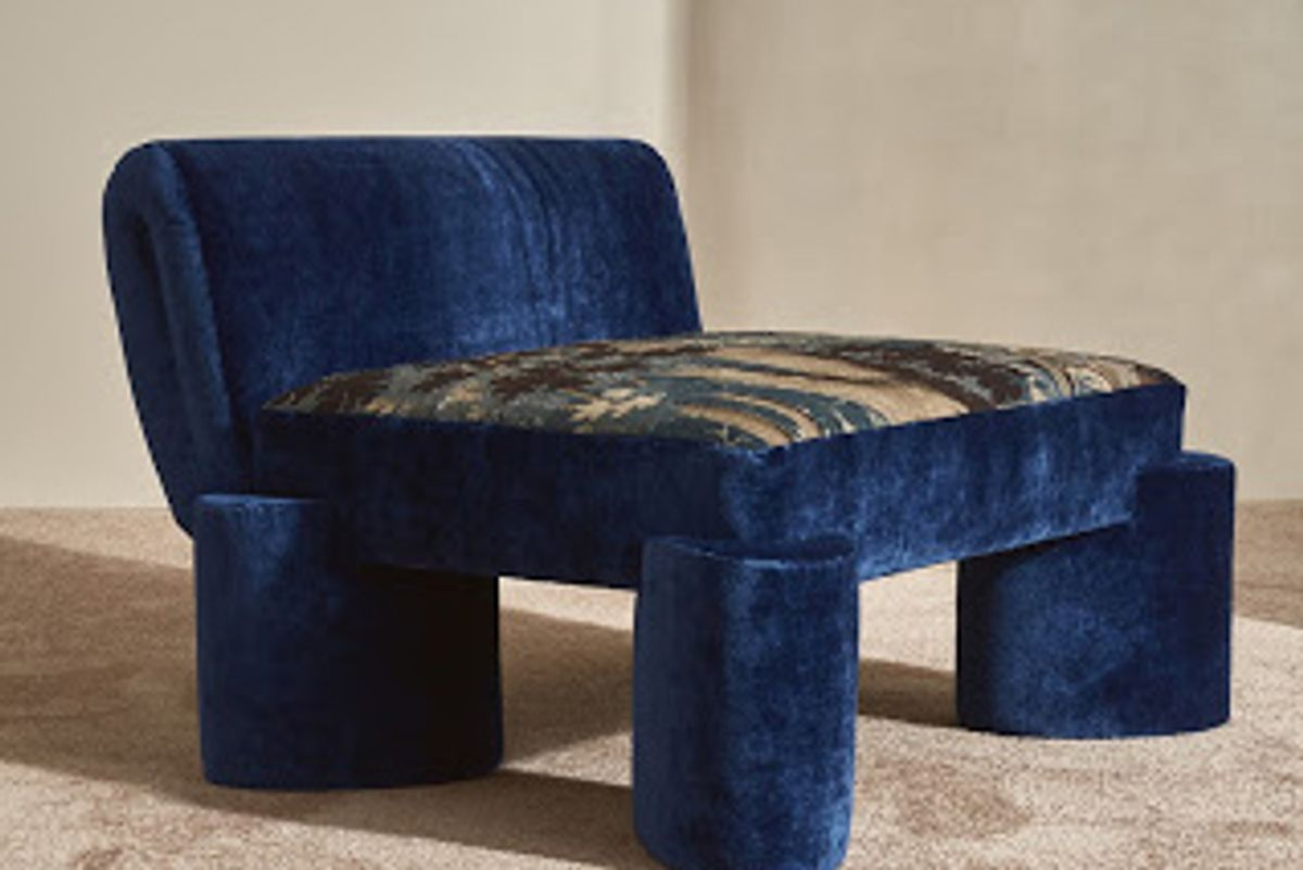 studio giancarlo valle tapestry chair