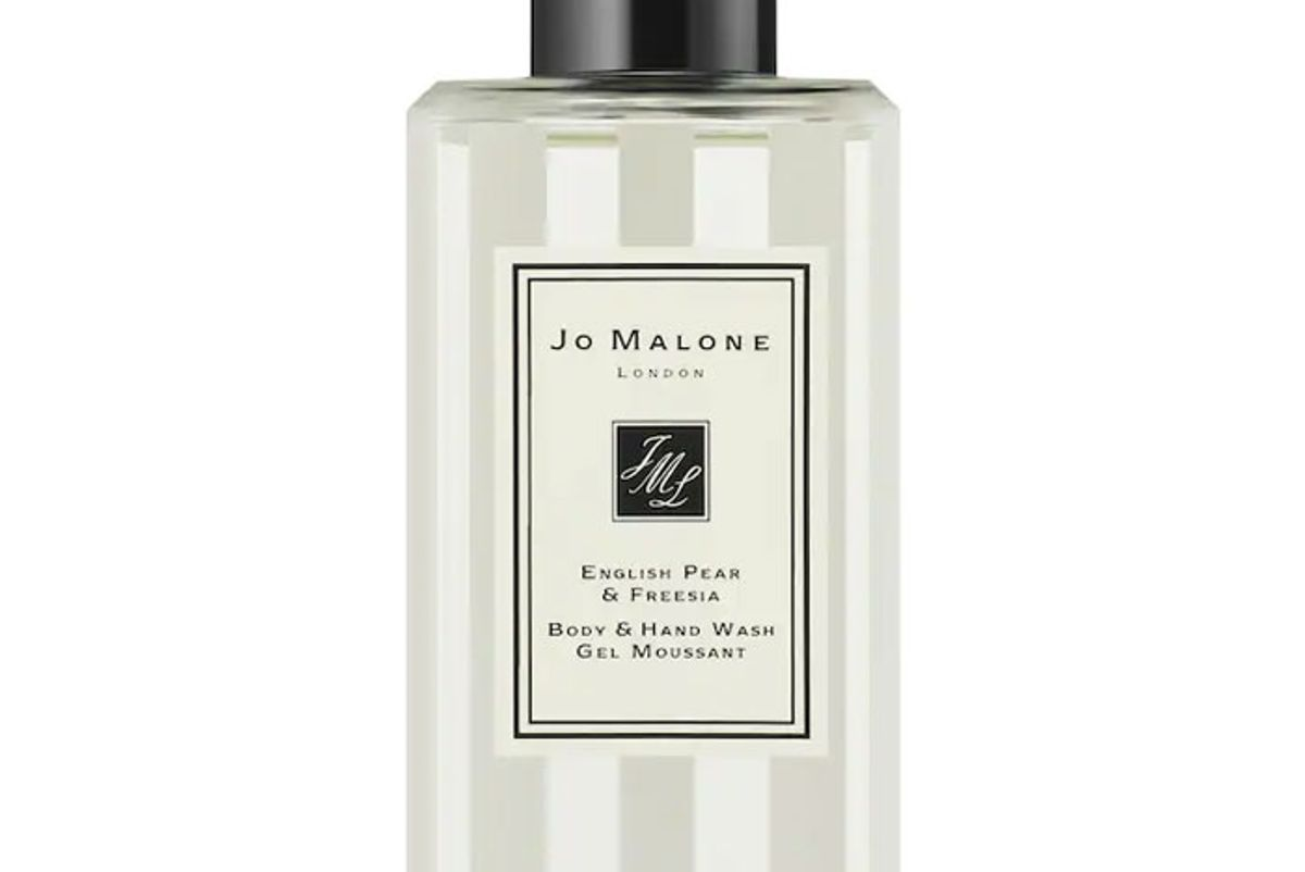 jo malone london mini english pear and freesia body and hand wash