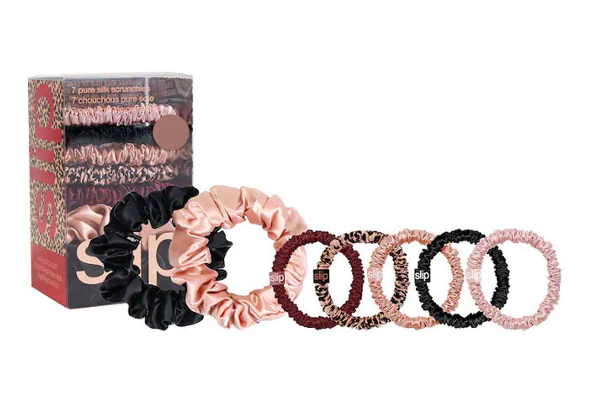 slip mega value slipsilk scrunchie set