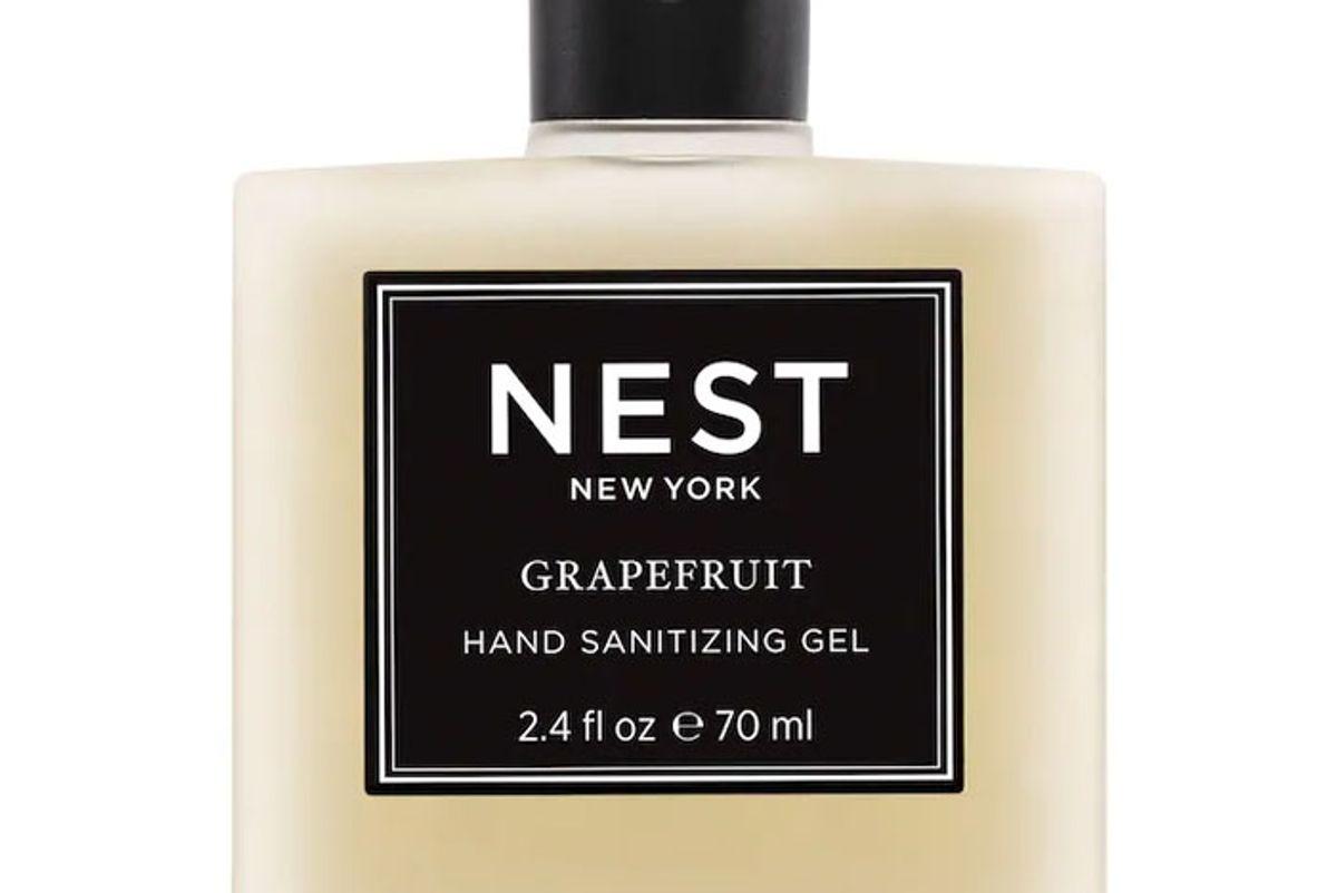 nest new york grapefruit mini hand sanitizer