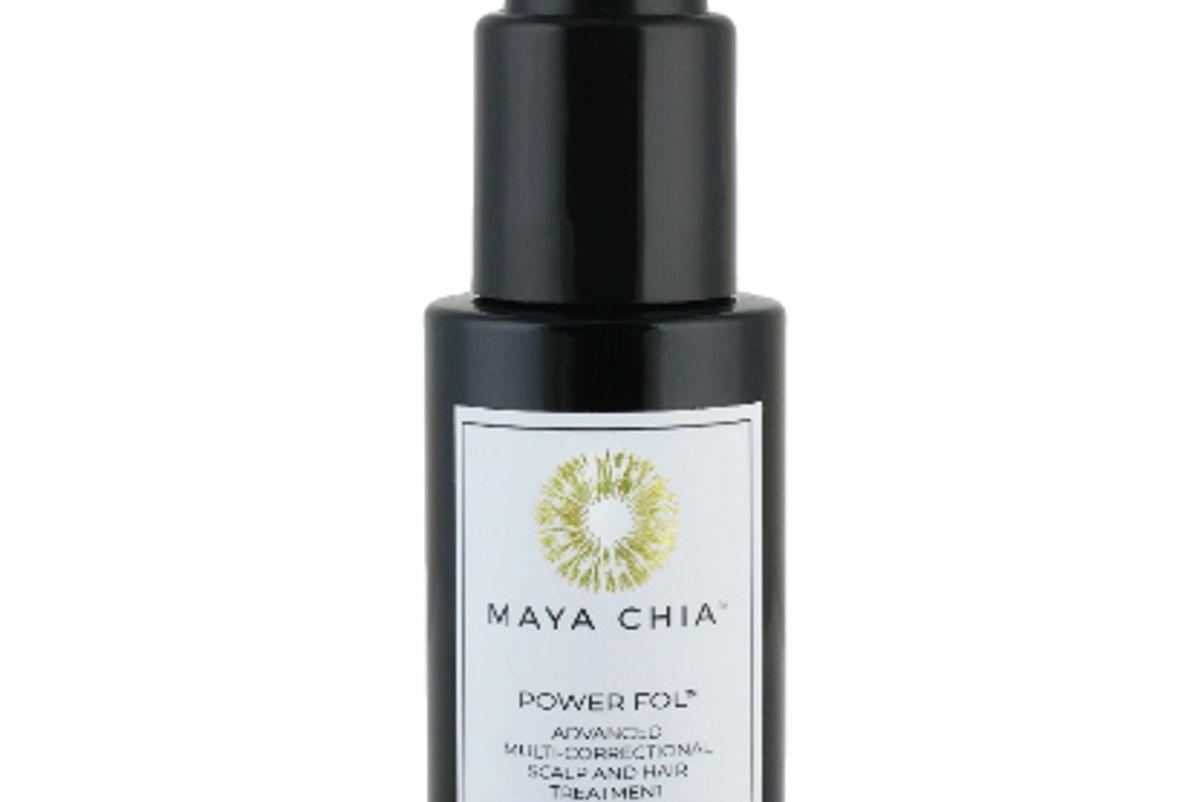 maya chia power fol advanced multi correctional scalp and hair treatment