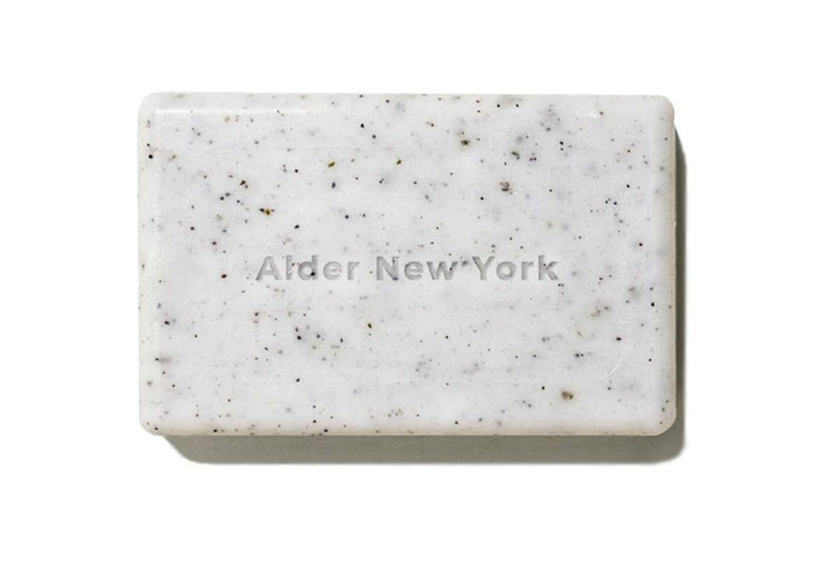 alder new york cleansing body bar