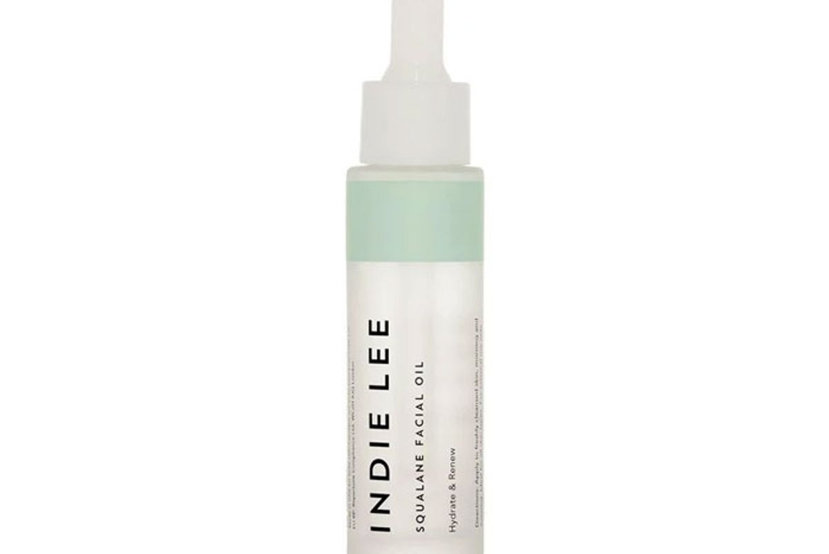 indie lee squalene facial oil