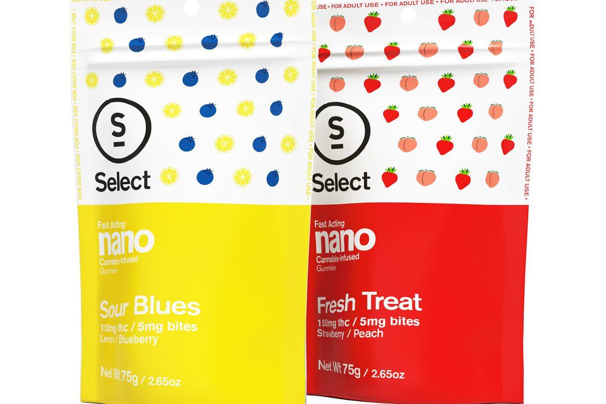 select nano gummies