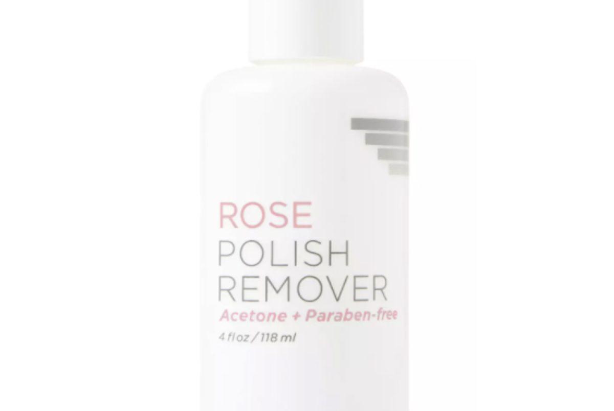 tenoverten rose polish remover