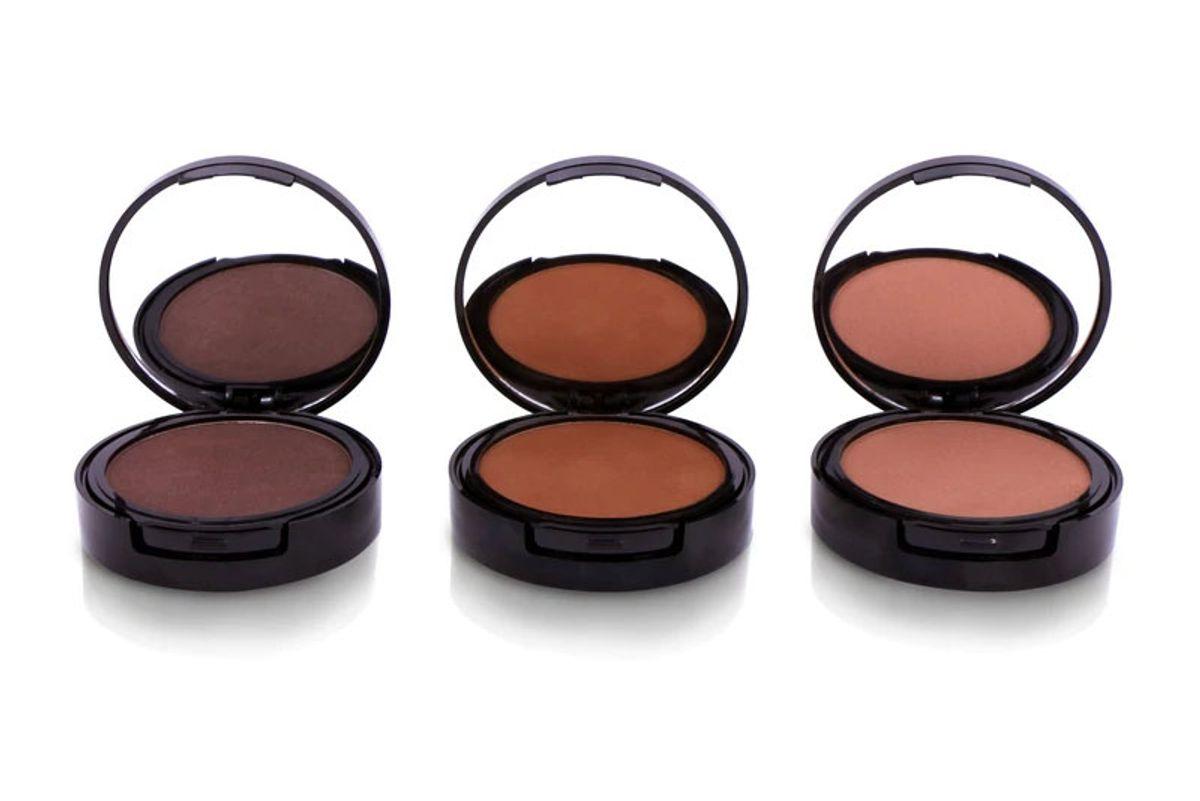 prime beauty brownzer trifecta bronzer bundle