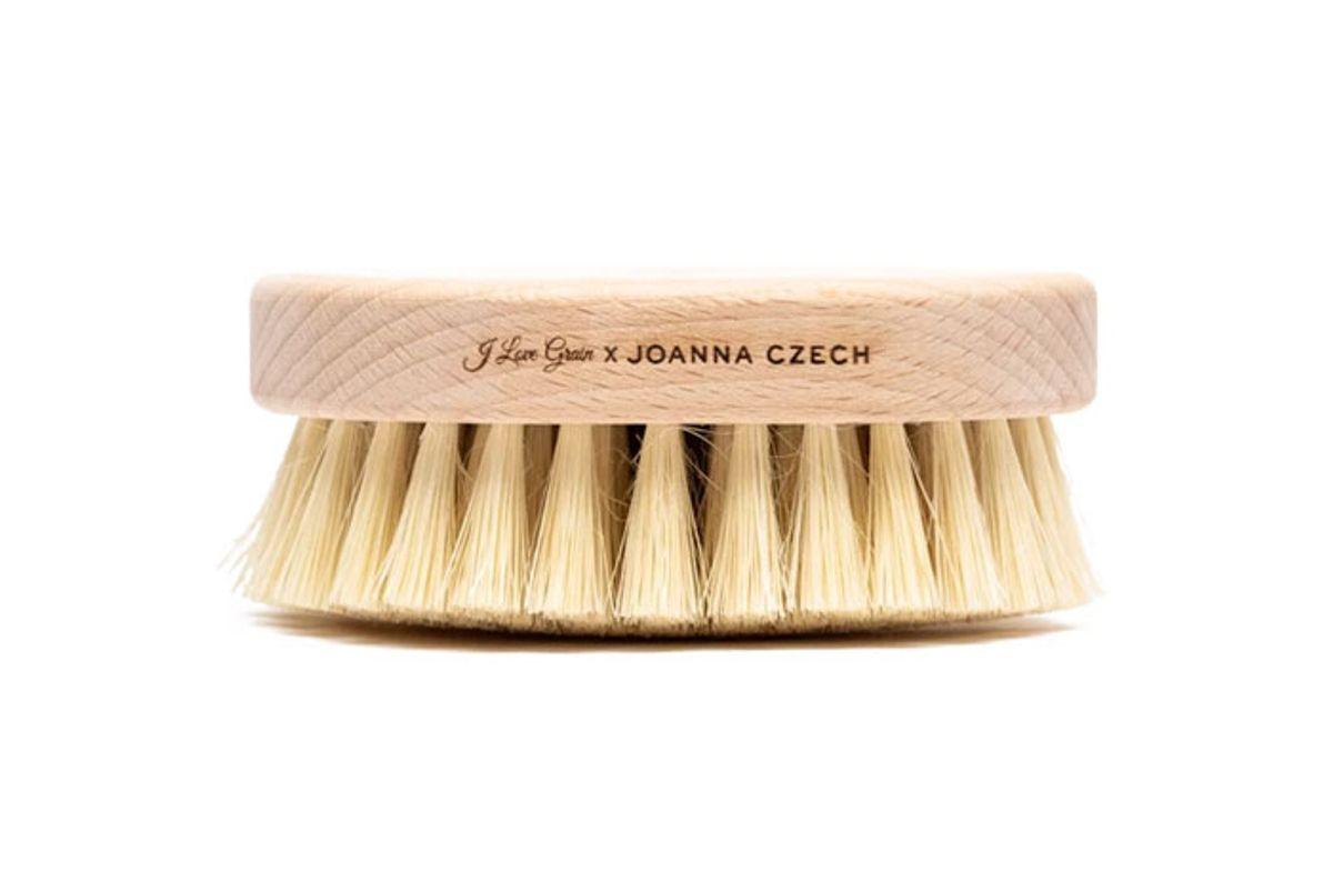 joanna czech dry massage body brush