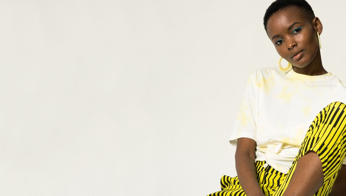 how to style gen z yellow trend