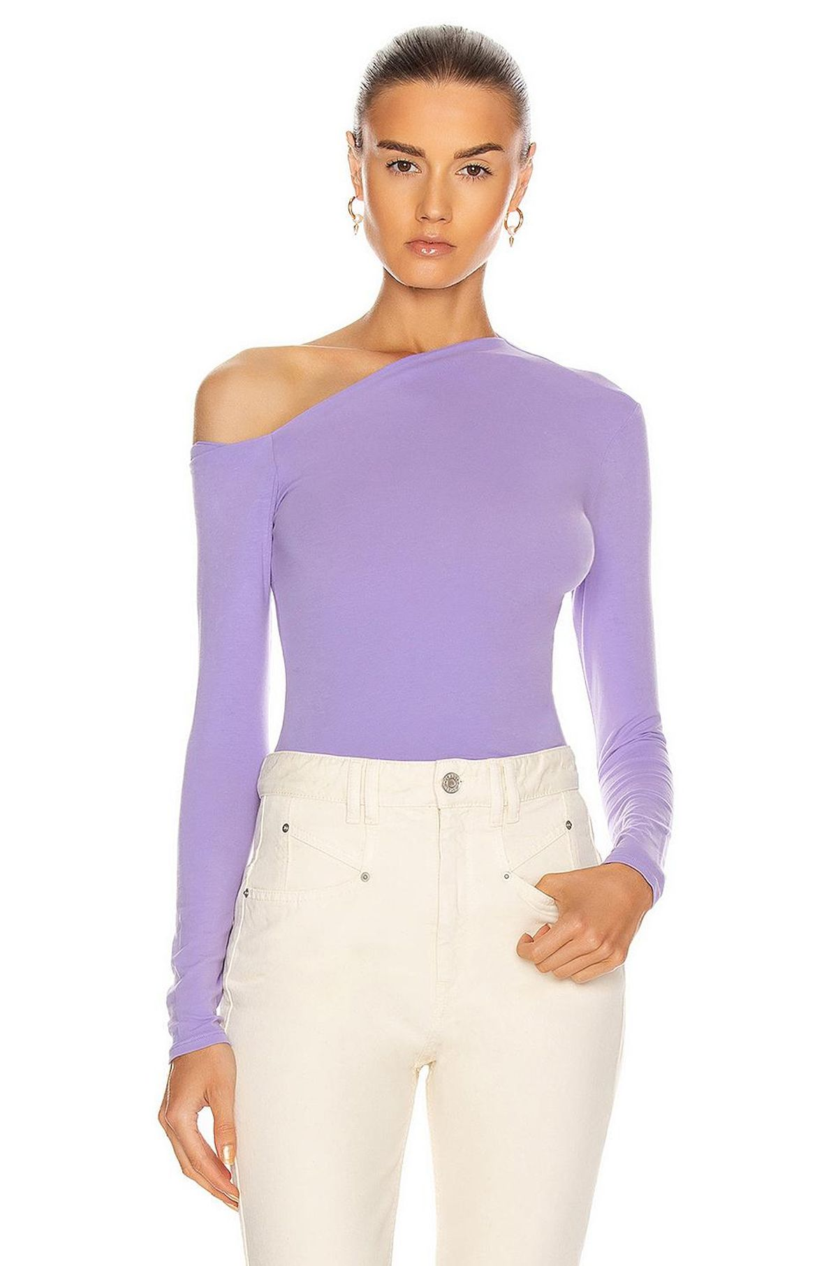 enza-costa-angled-exposed-shoulder-long-sleeve