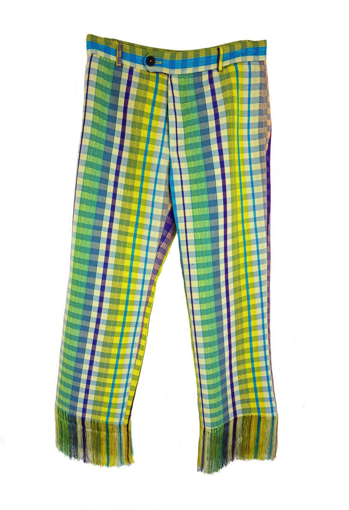 Josh Fringed Trousers