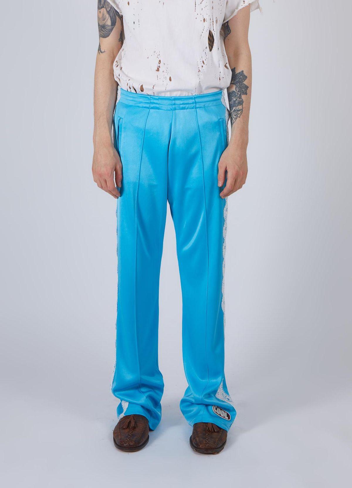 Lace Tracksuit Pants
