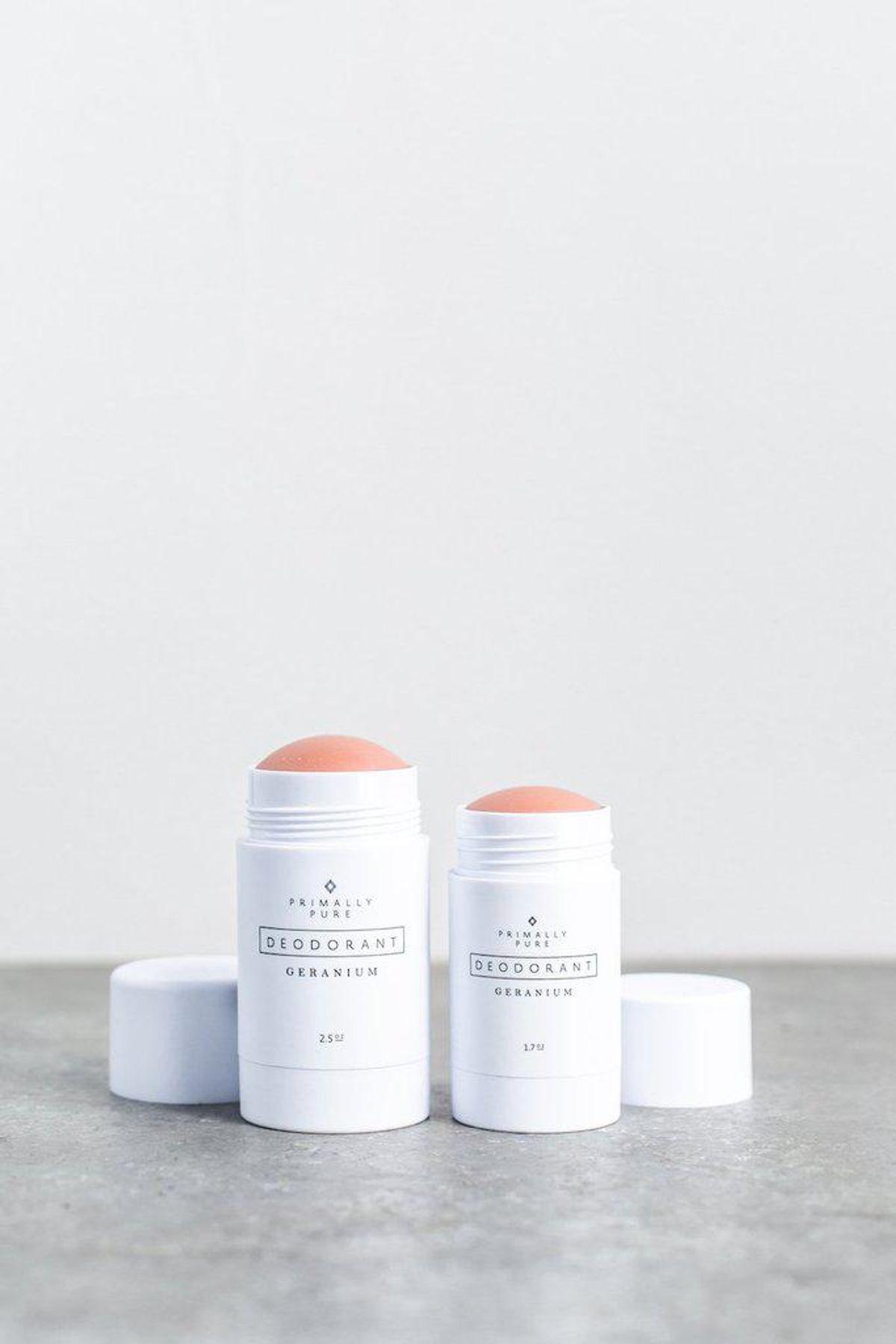 primarily pure geranium deodorant