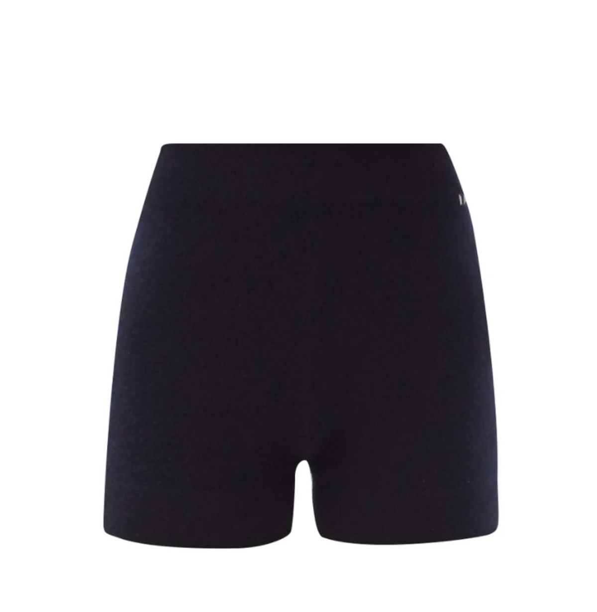 Very Elasticated-waist Cashmere Shorts