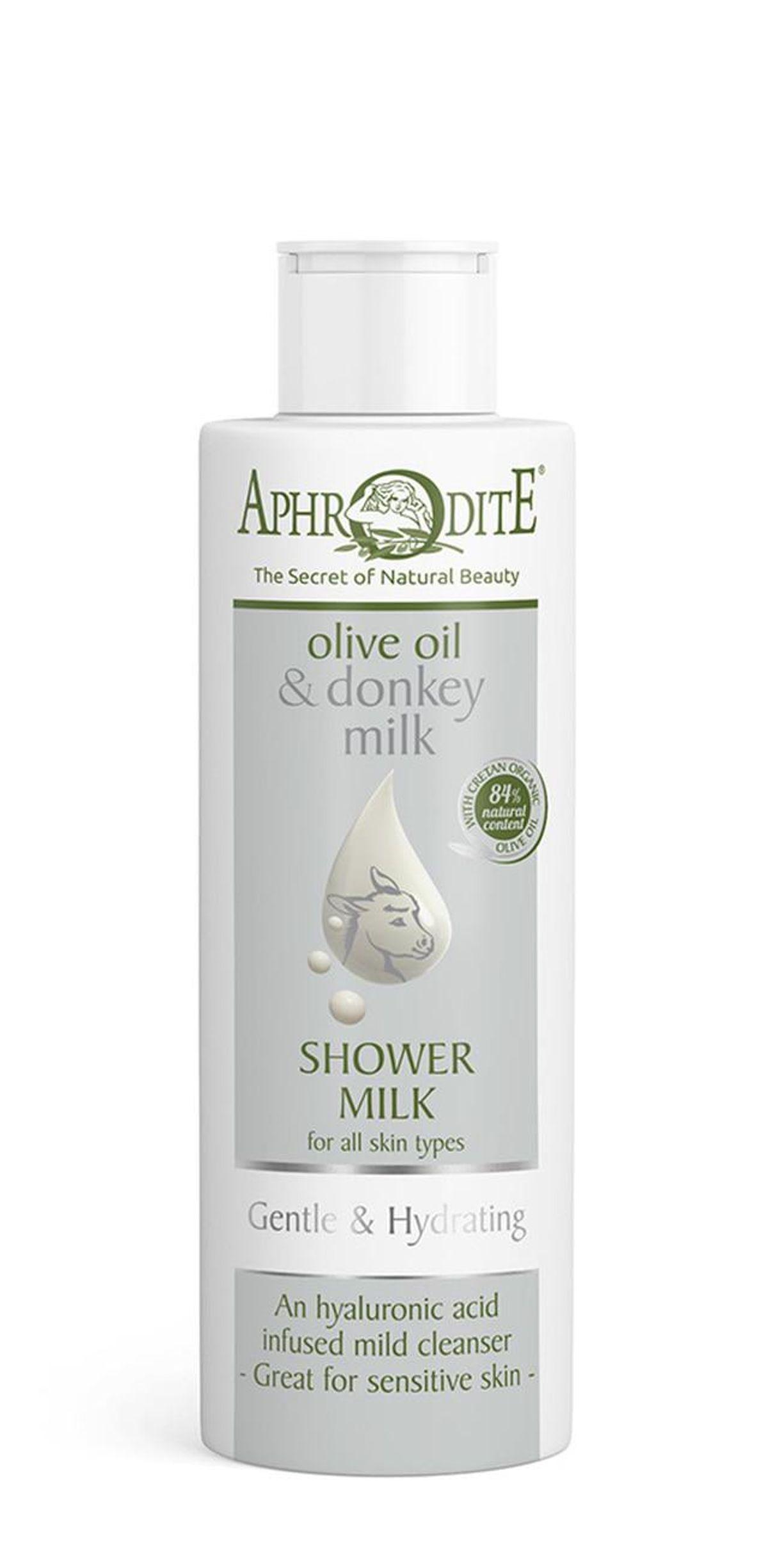 Aphrodite Gentle & Hydrating Shower Milk