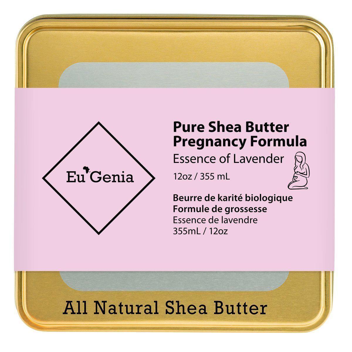 eu'genia pure shea butter pregnancy strength formula