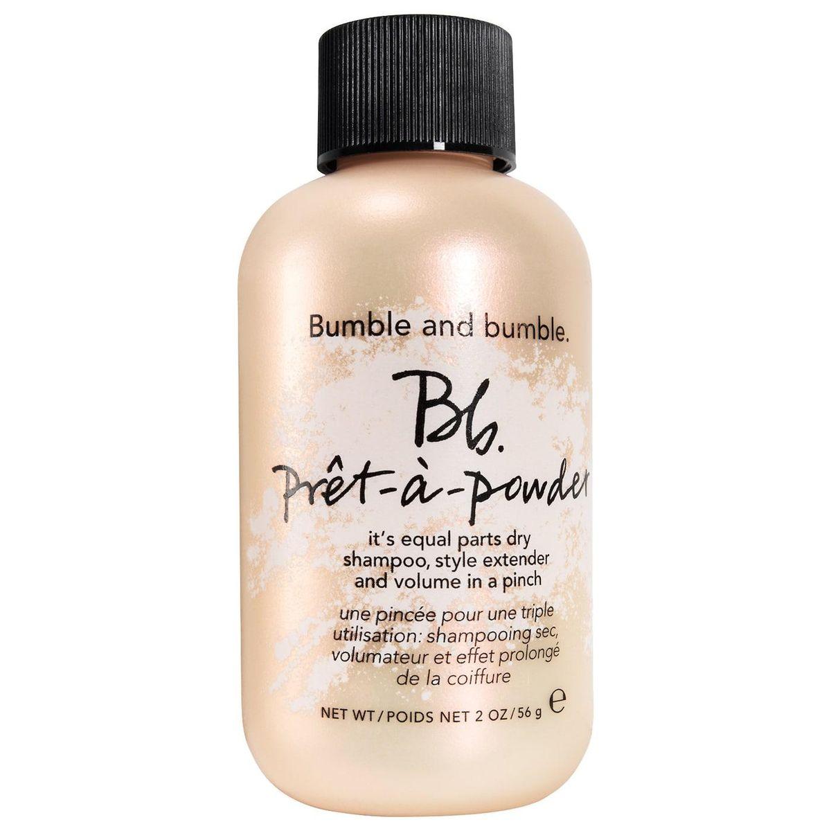 bumble and bumble pret a powder dry shampoo powder