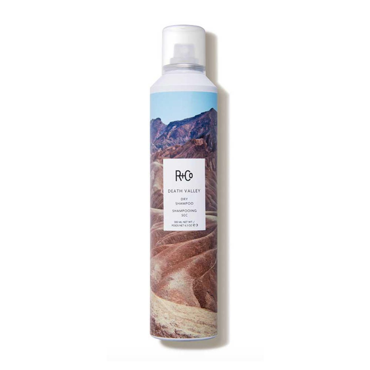 r and co death valley dry shampoo