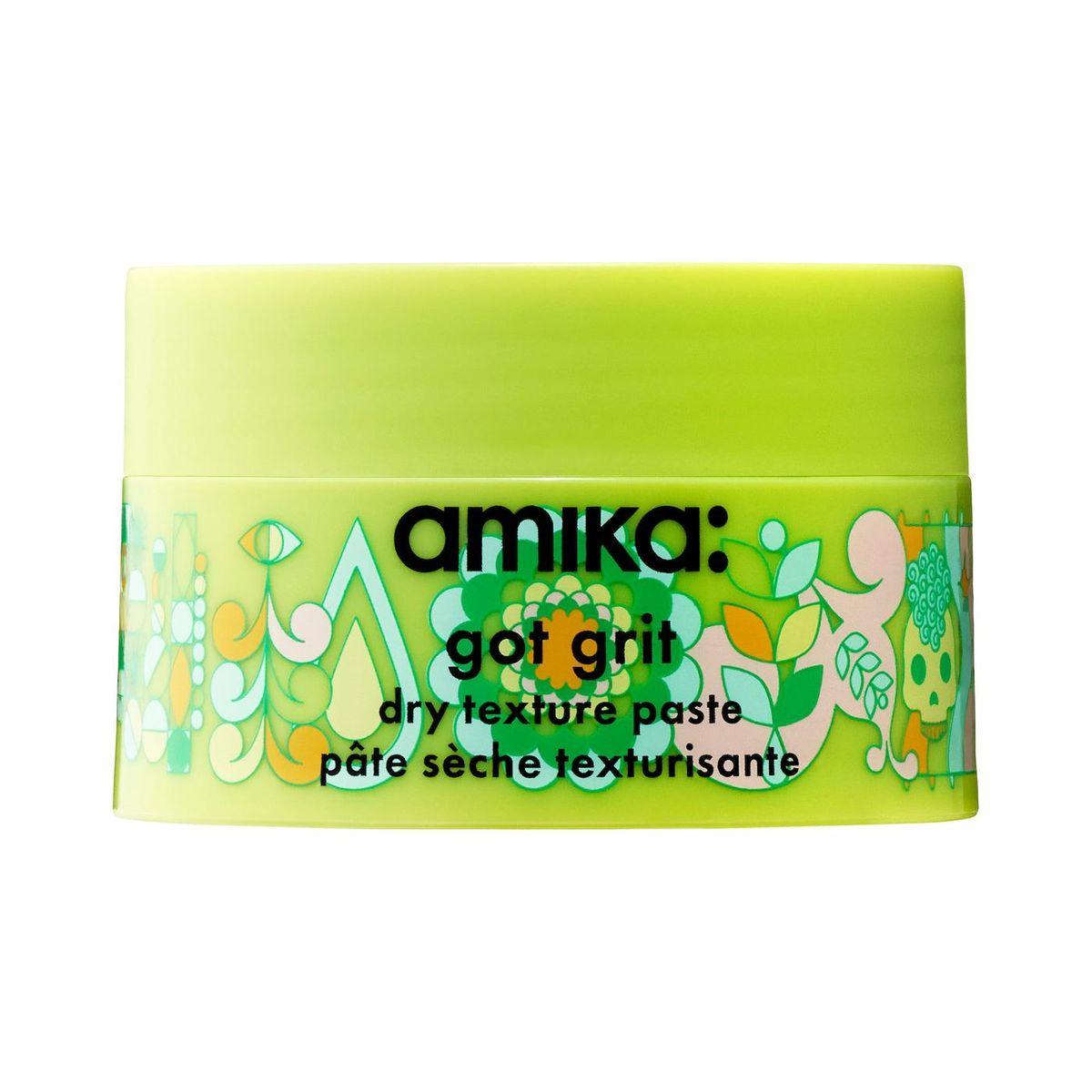 amika got grit dry texturizing hair paste