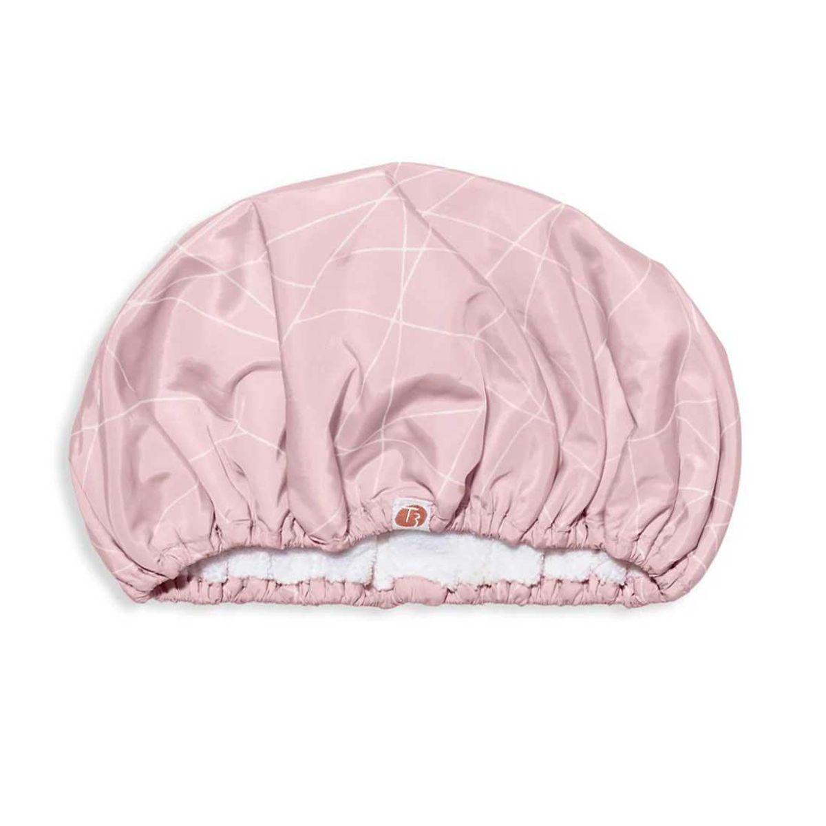 t3 luxe shower cap