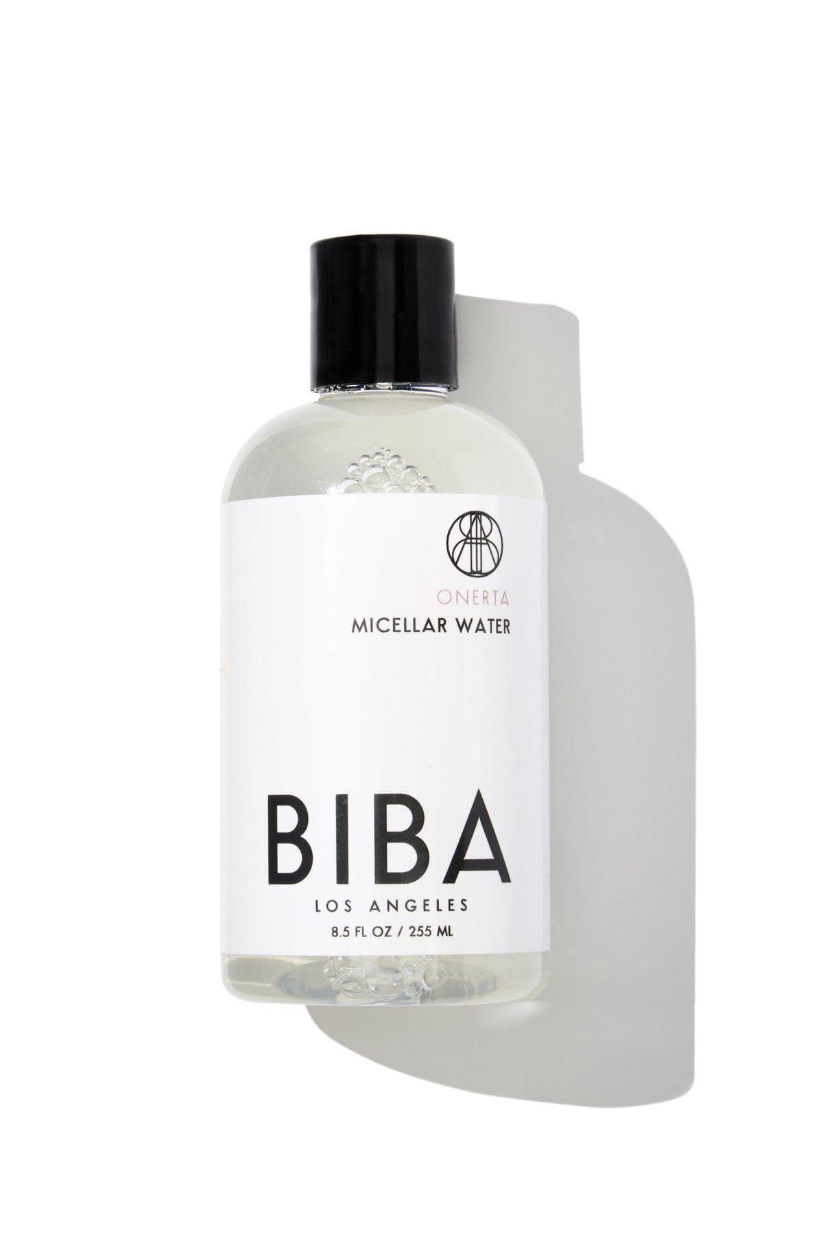 biba micellar water