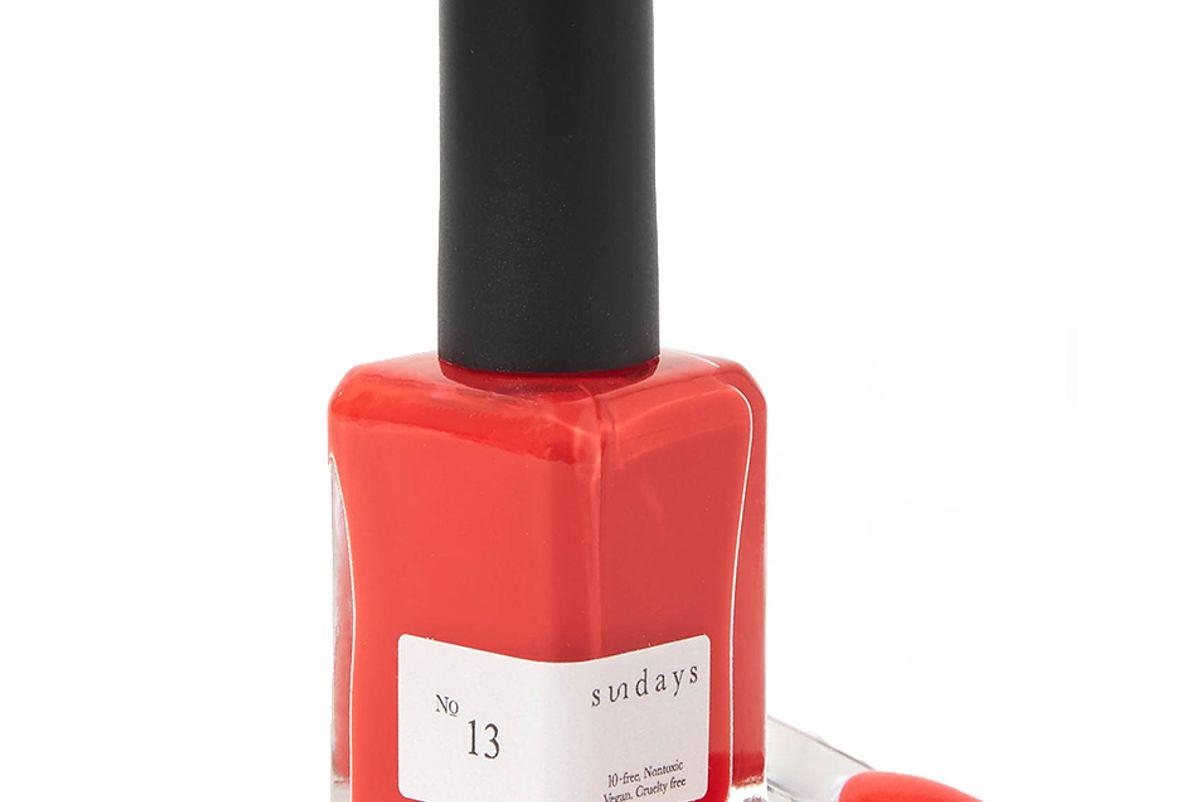 sundays no 13 nail polish