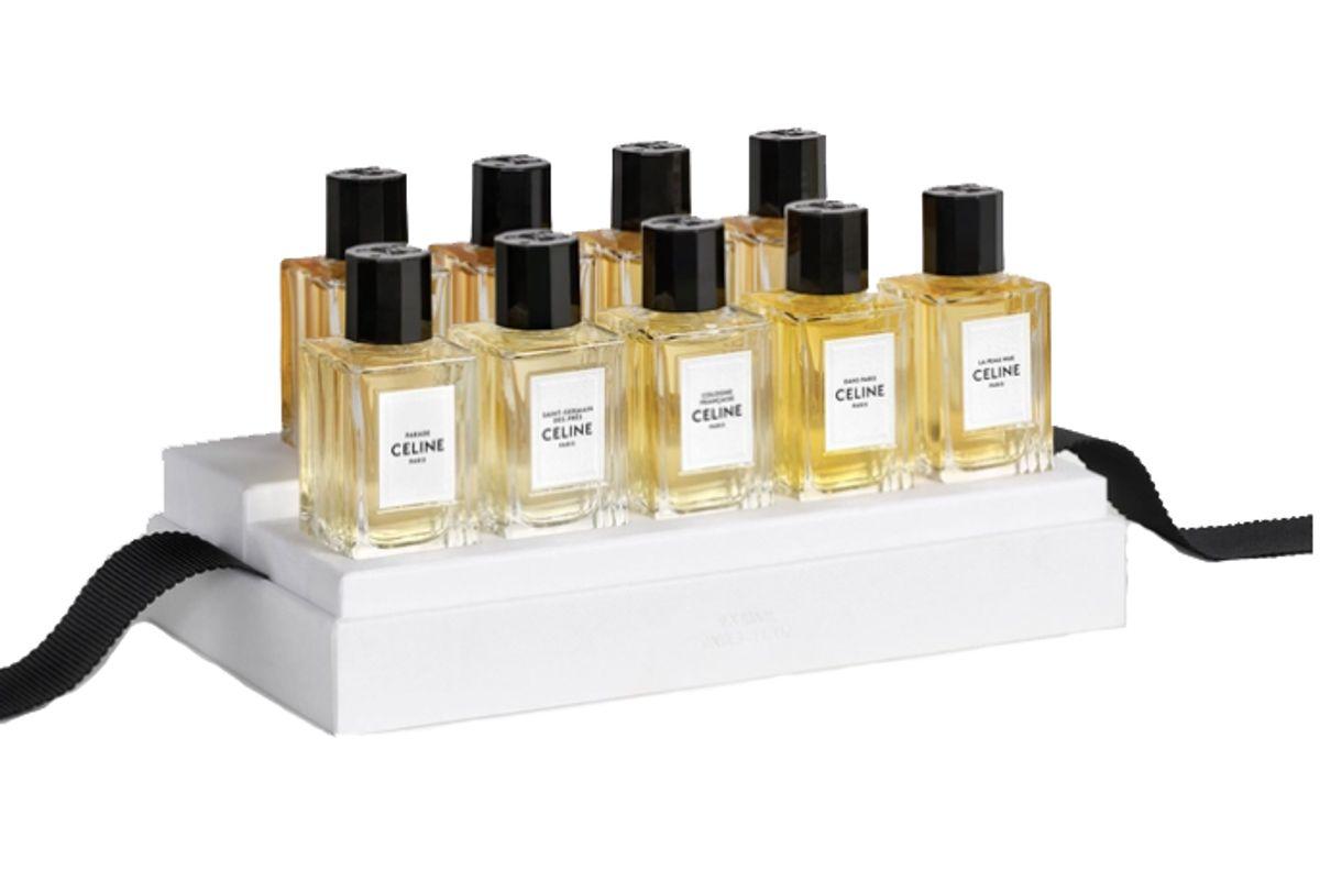 celine miniatures coffret eau de parfum