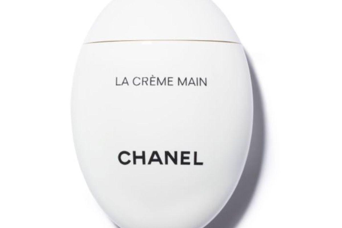 chanel beauty la creme main hand cream