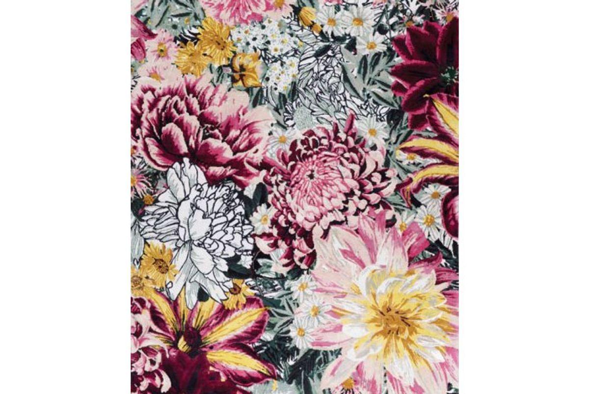 mary katrantzou x the rug company botanical paradise