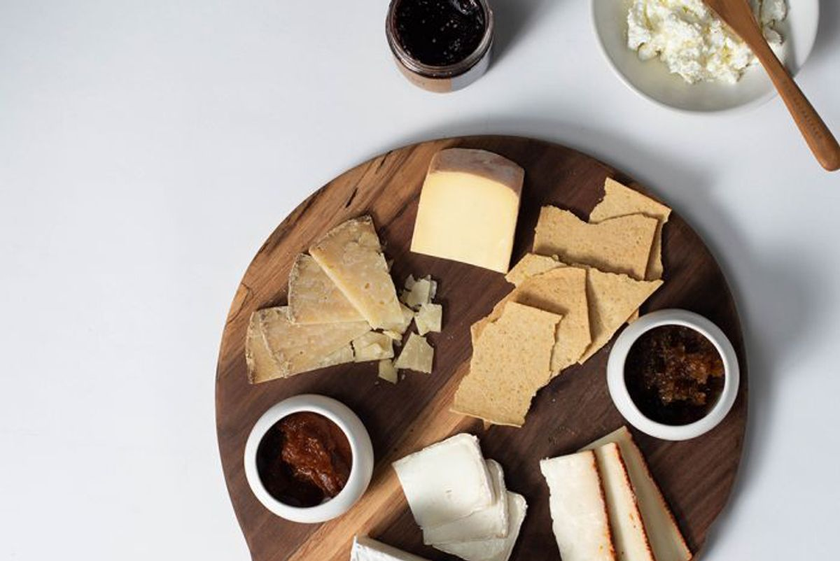 boxcarr and blackberry farm cheese box