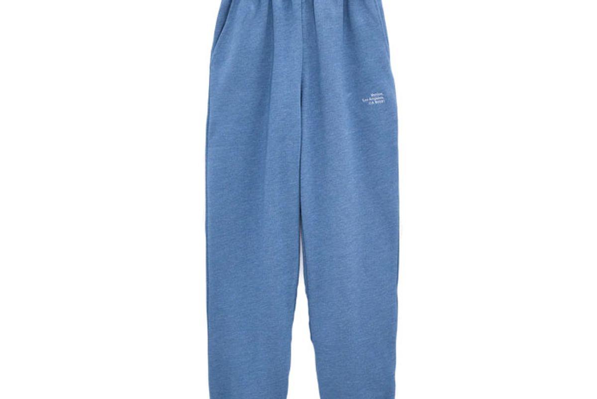 zara jogging pants with text