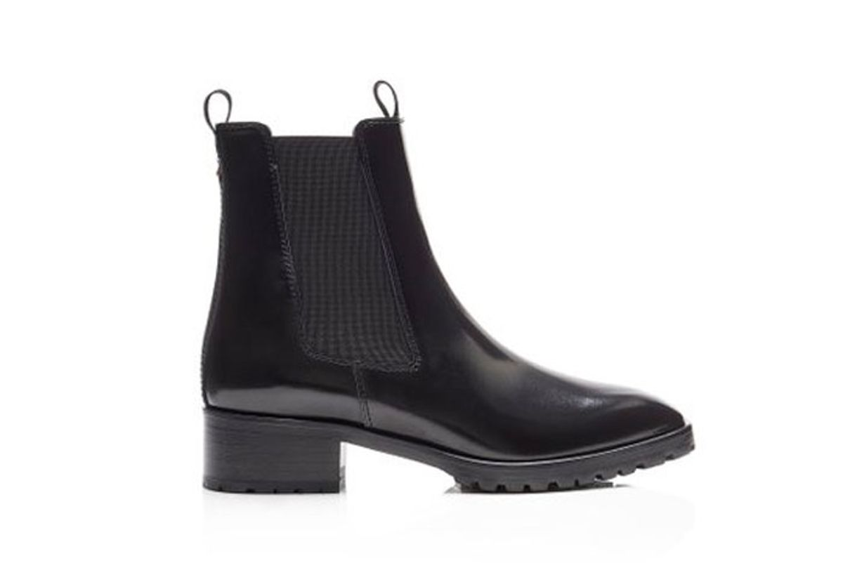 aeyde karlo leather ankle boots