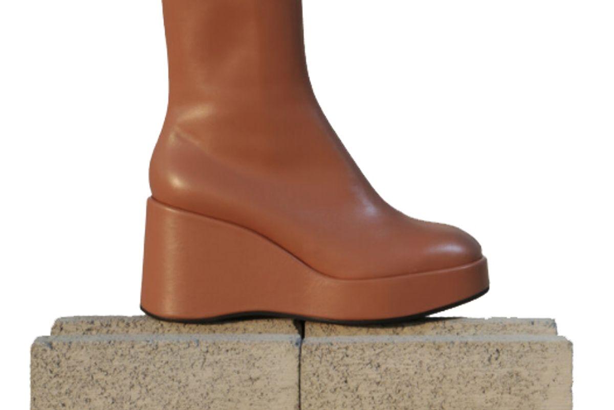 eechaeroi no 3 wedge boot