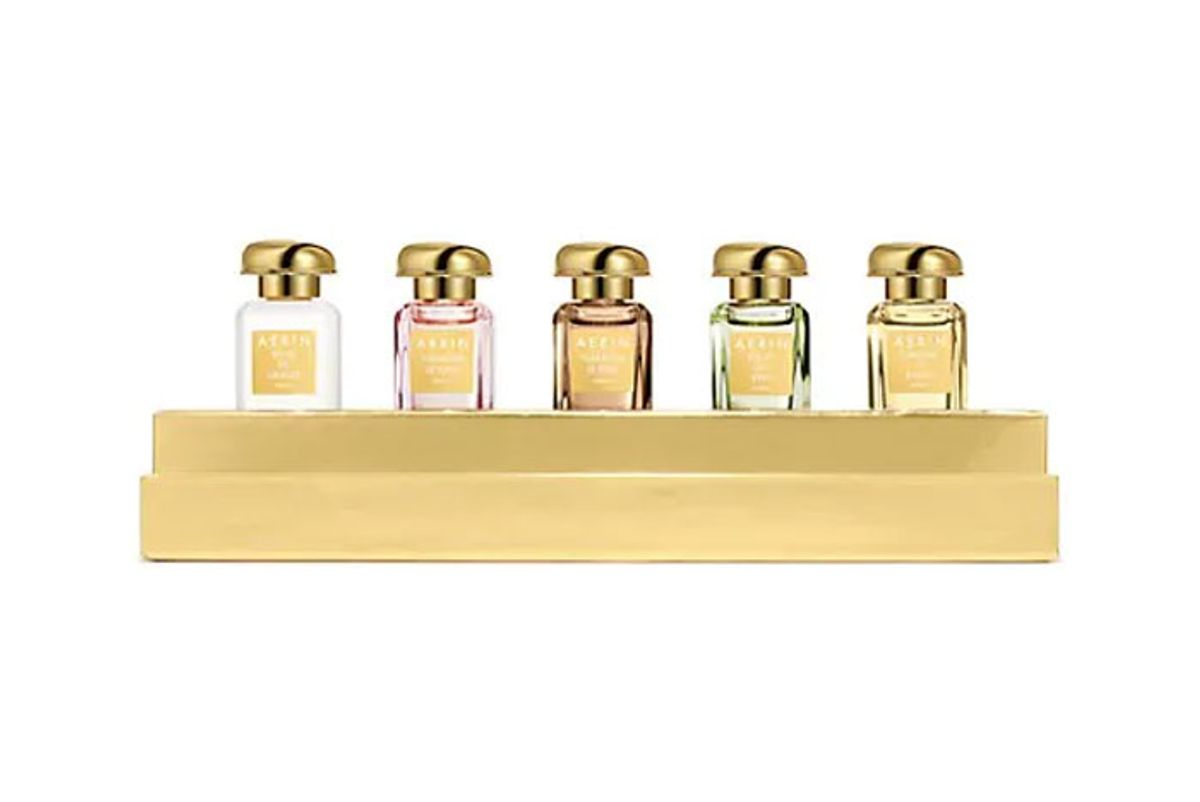 aerin premier collection 5 piece fragrance discovery set