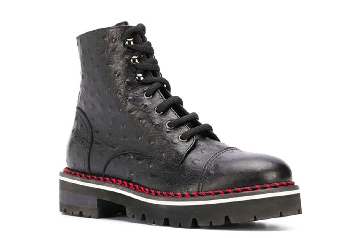 agl lace up ankle boots