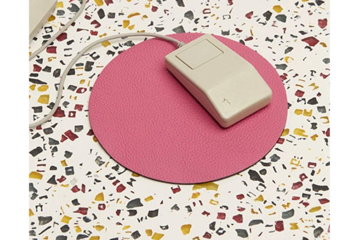 simon miller l011 circle mousepad