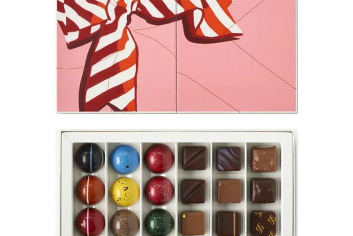 andsons chocolatiers holiday joy box