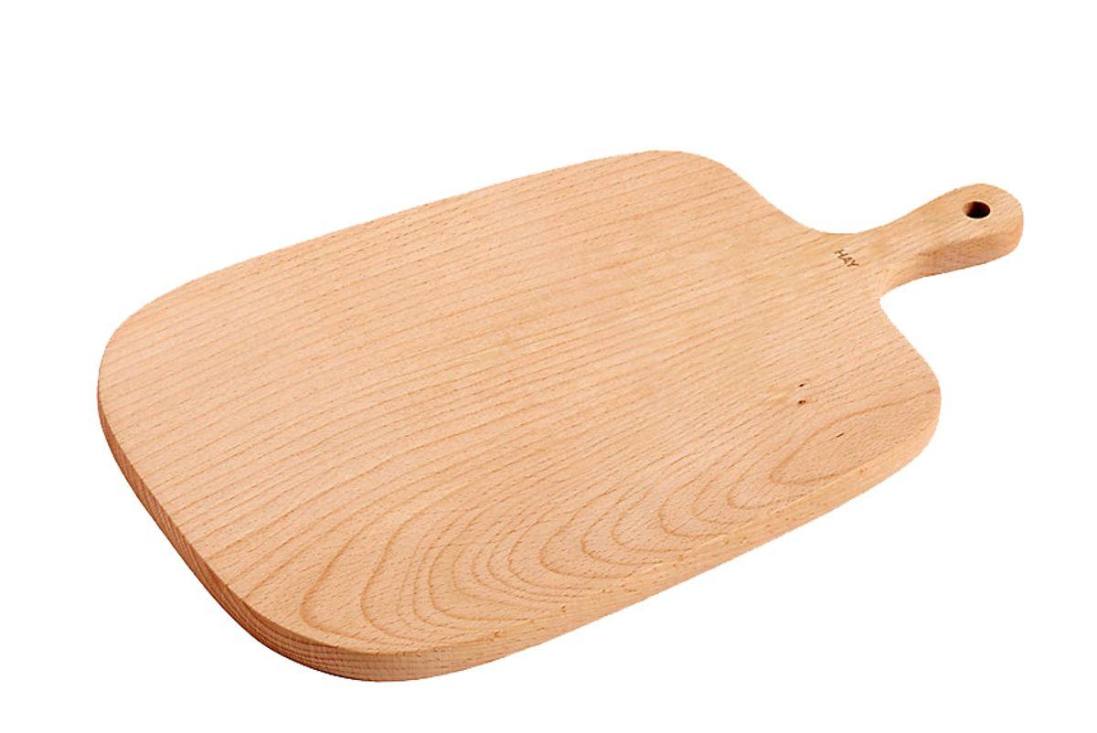 hay plank cutting board